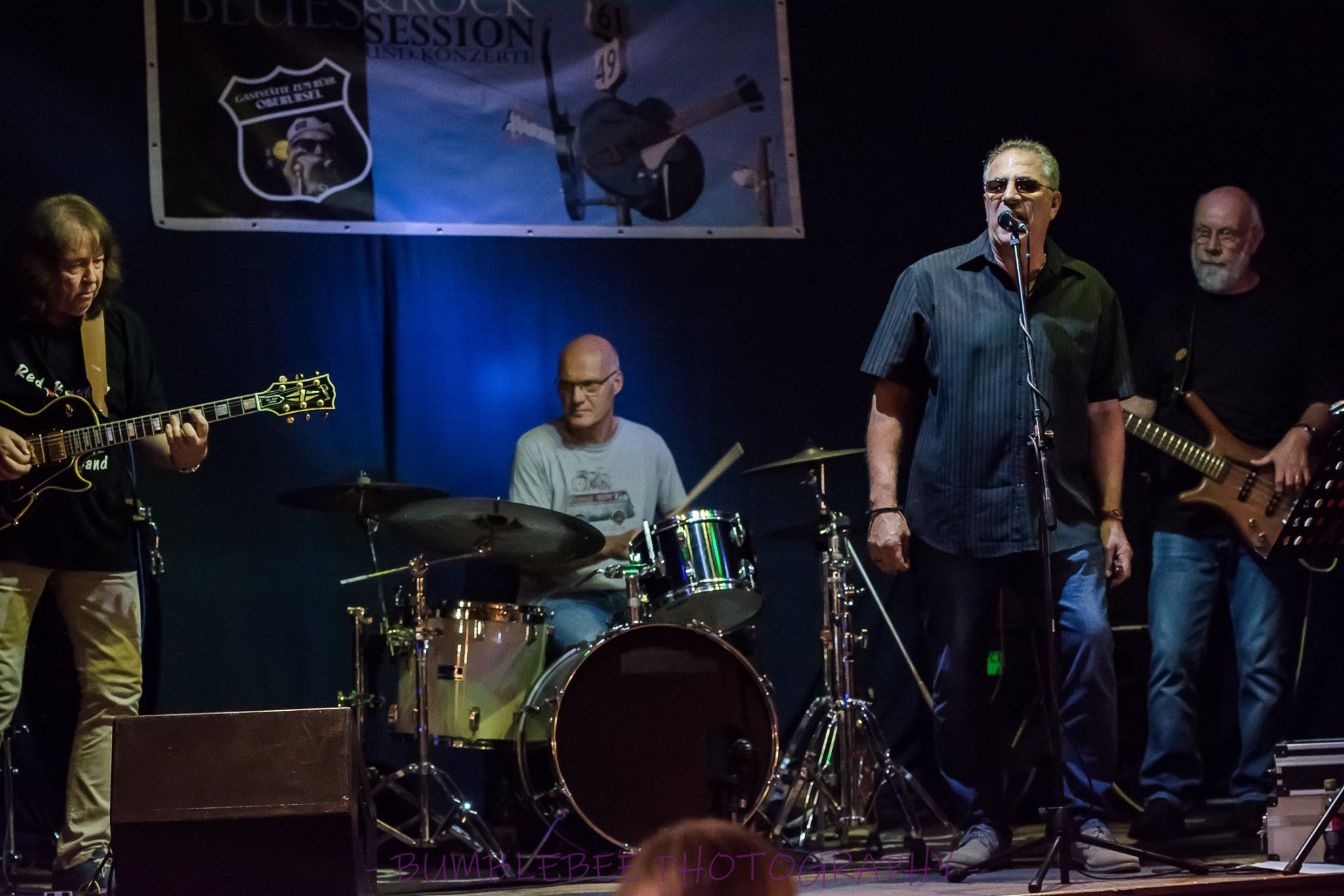Blues Session Zum Rühl 20.9.2018